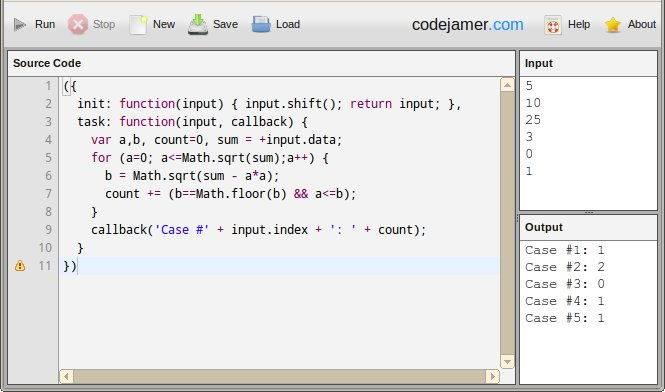 codejamer.com screenshot
